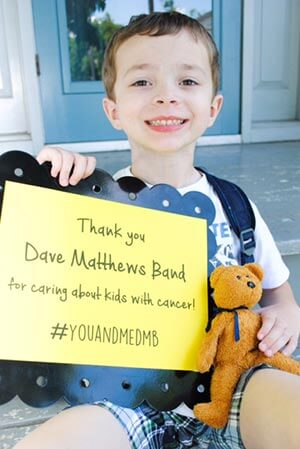 Maureen's Hope Foundation- DMB1