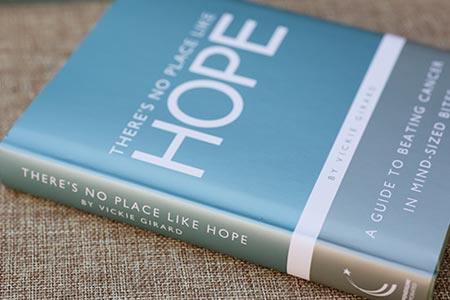 Maureen's Hope Foundation- Hope Book