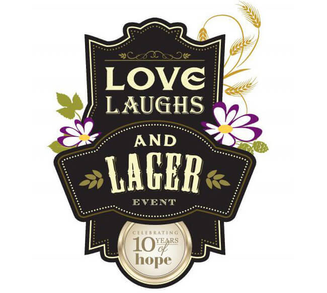 Maureen's Hope Foundation- MH_LoveLaughsLager