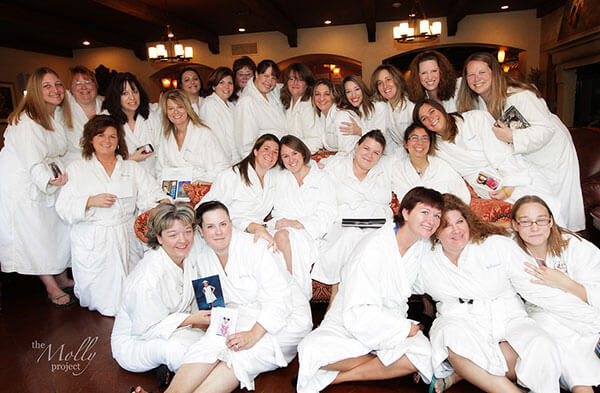 Maureen's Hope Foundation- Mirbeau Spa Day