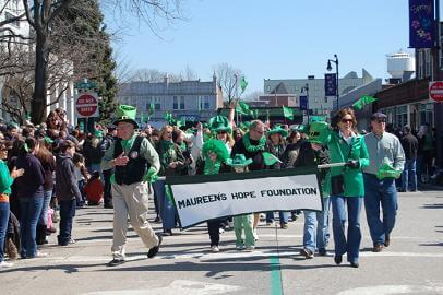 Maureen's Hope Foundation- Parade