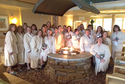 Maureen's Hope Foundation- Spa Day 2 By Fire