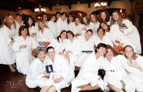 Maureen's Hope Foundation- Spa Day For Moms Of Cancer Warriors