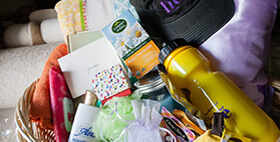 Maureen's Hope Foundation- Personalized Comfort Baskets