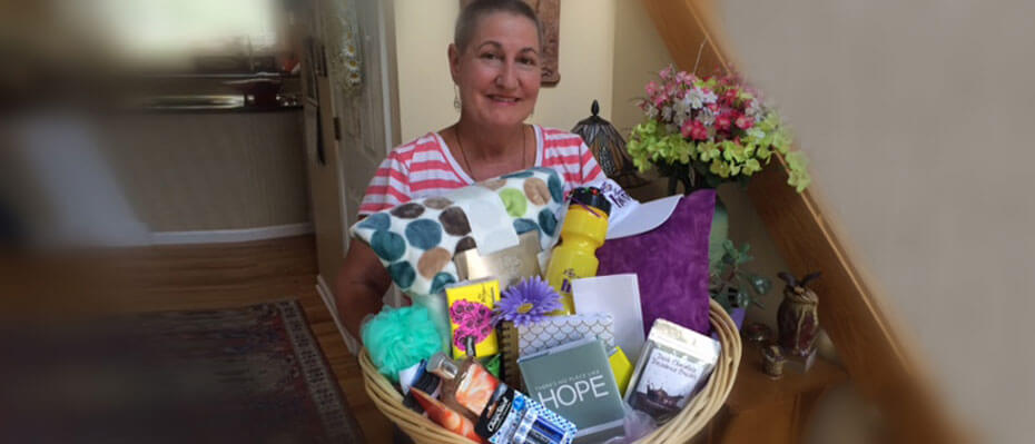 Maureen's Hope Foundation- Comfort Baskets