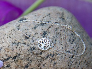 Tree of Life chain bracelet