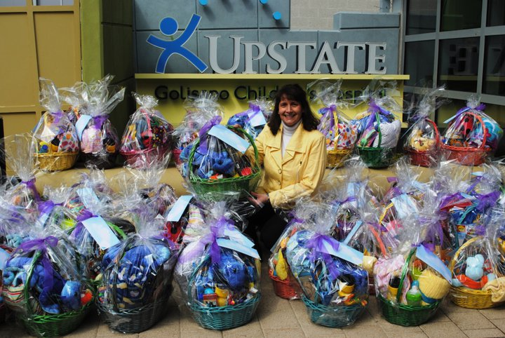 A dose of hopemaureens hope foundationcentral ny our very own easter bunny negle Gallery