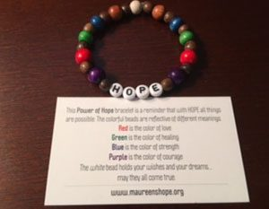 Maureen's Hope Foundation- charity