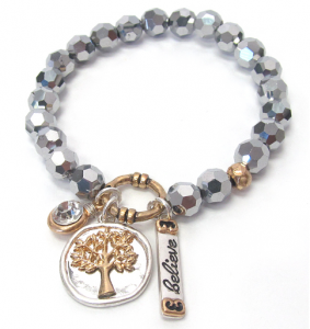 Believe Dangle with Tree of Life